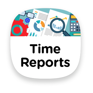 Time and Project Reports — Отчёты по времени и проектам